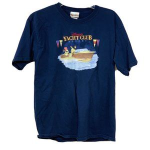 Vintage Disney's Yacht Club Resort Shirt